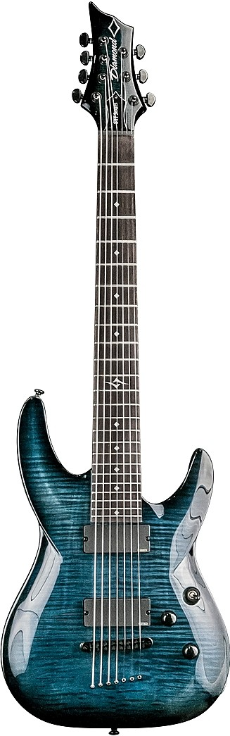 Barchetta STF - 7 String by DBZ Guitars