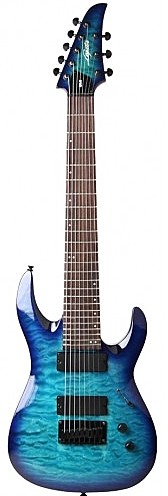 Ninja 200-SE 8-String by Legator Guitars