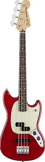 Mustang Bass PJ by Fender