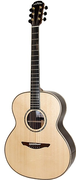 Pioneer 2-20 by Avalon Guitars