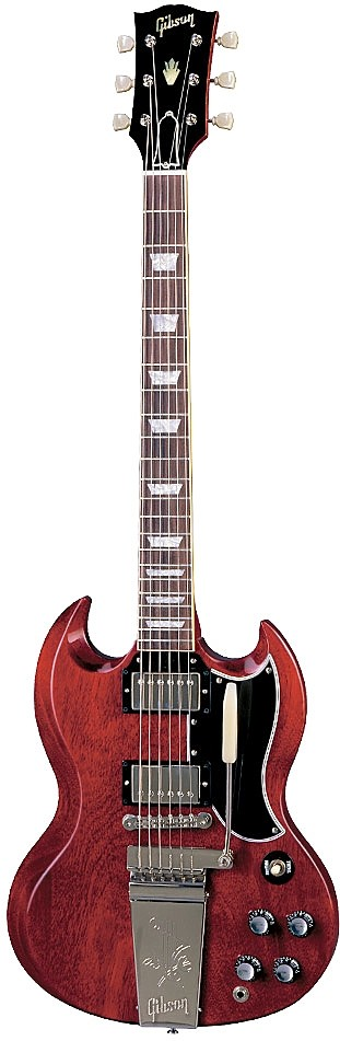SG Standard Reissue with Maestro VOS by Gibson Custom