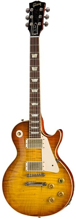 Michael Bloomfield Aged 1959 Les Paul Standard by Gibson Custom