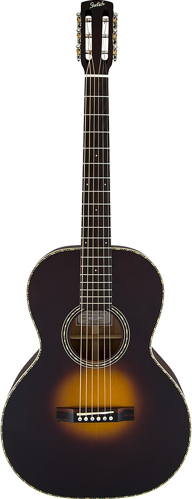 "G9521 Style 2 Triple-0 ""Auditorium"" Acoustic Guitar by Gretsch Guitars"