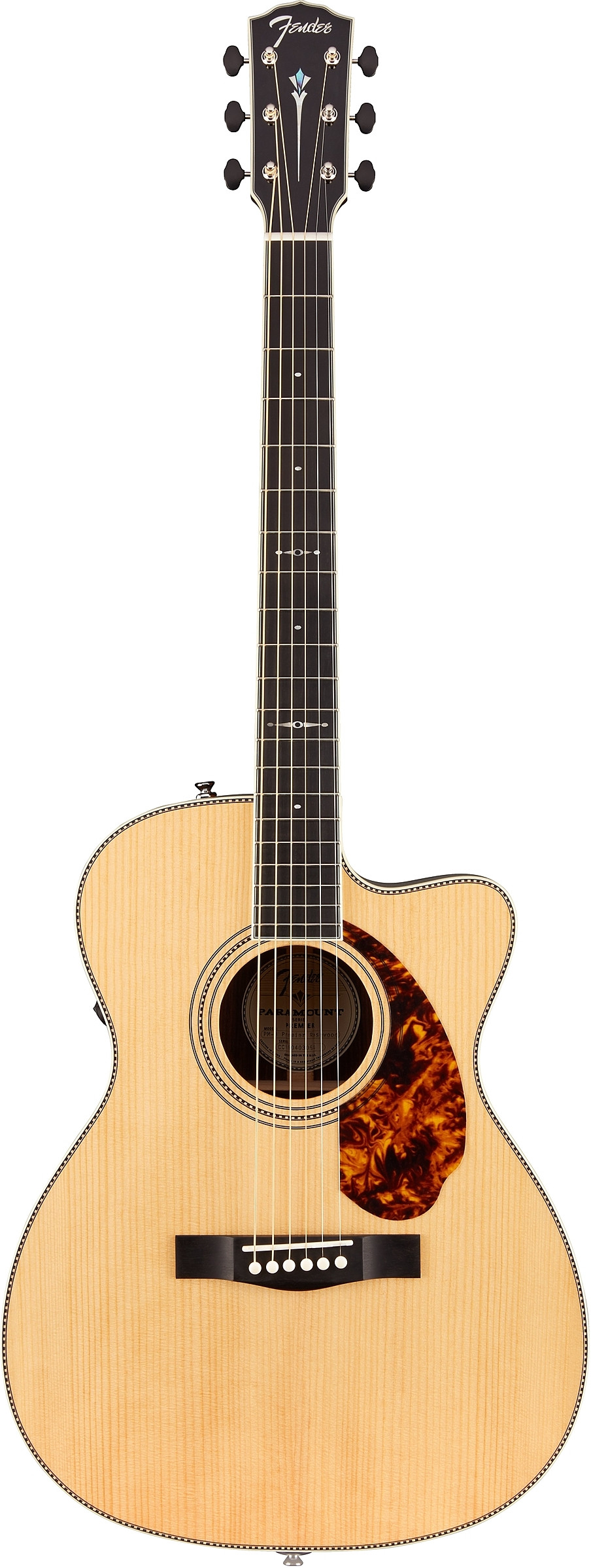 PM-3 Limited Adirondack Triple-0, Rosewood by Fender