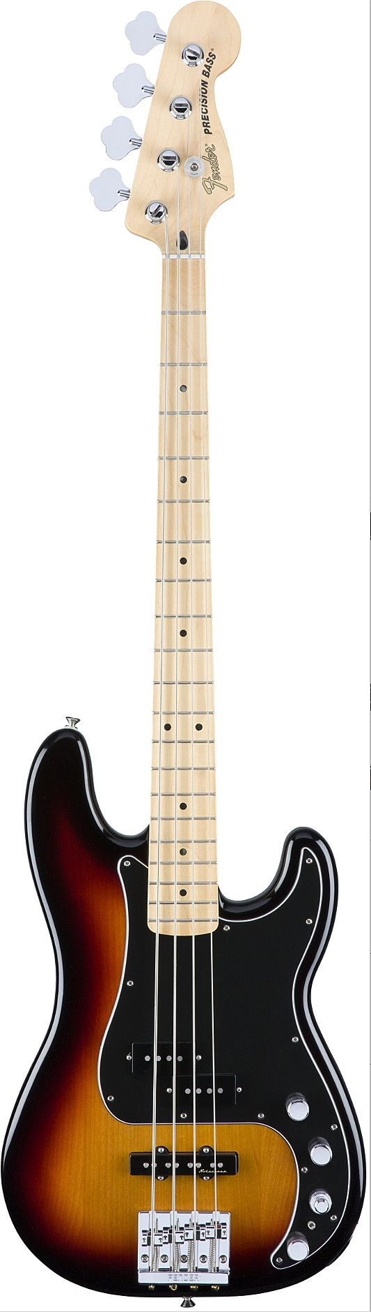 2017 Deluxe Active P Bass Special by Fender