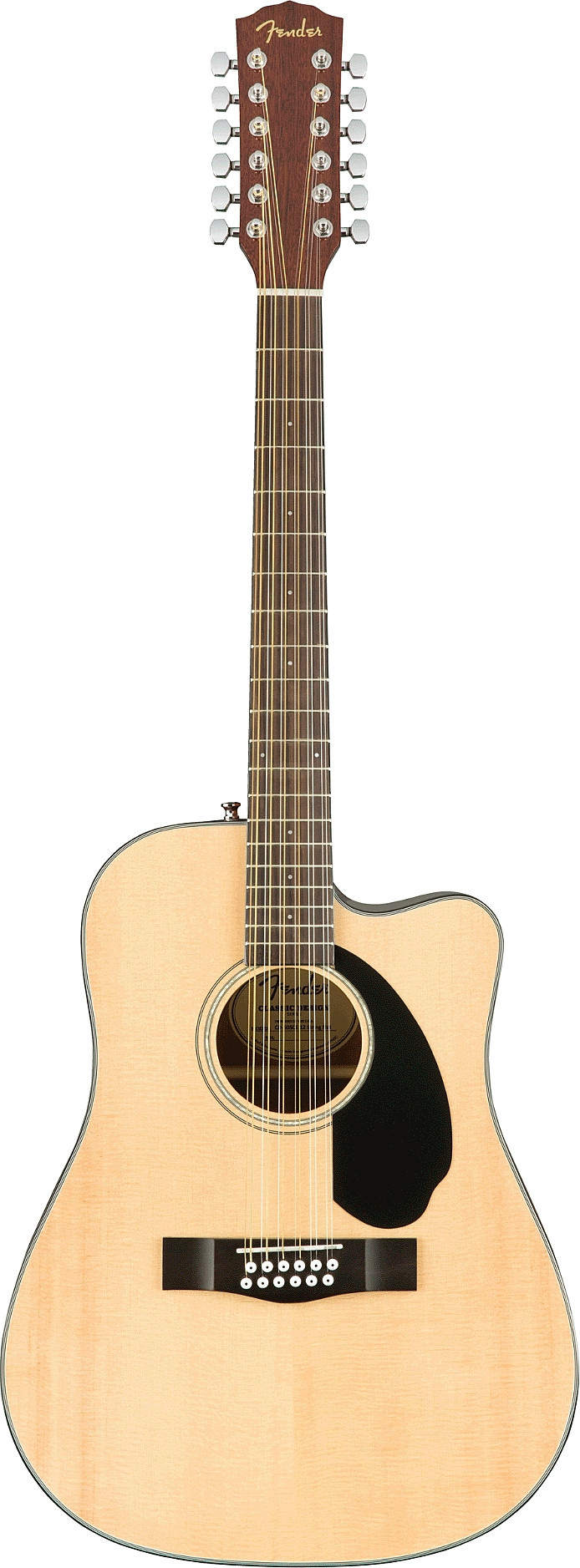 CD-60SCE 12-String by Fender