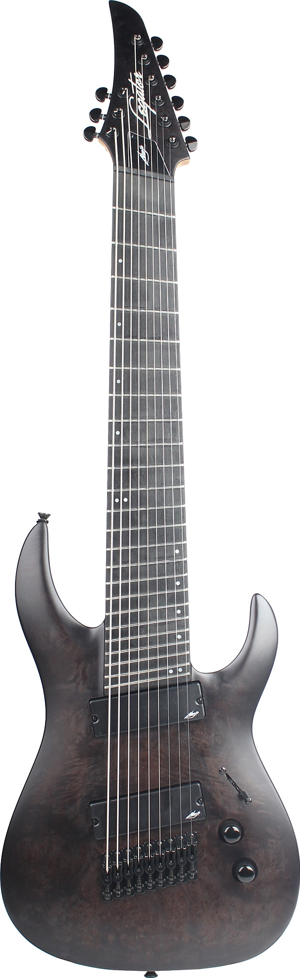 Ninja R 300-PRO Fanned Fret 9-String by Legator Guitars