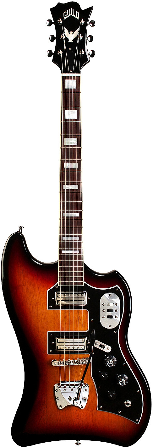 S-200 T-Bird by Guild