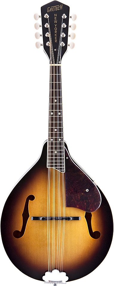 G9300 New Yorker Standard, A-Style Mandolin by Gretsch Guitars