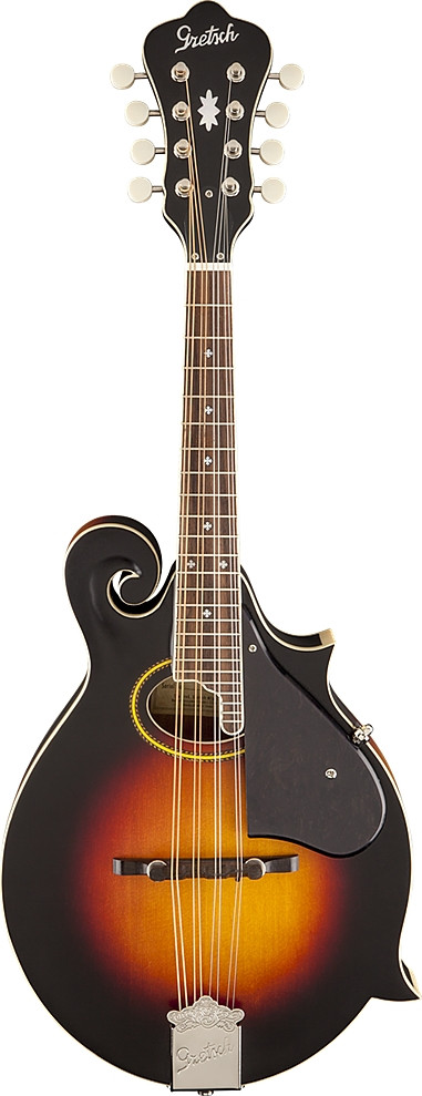 G9350 Park Avenue A.E., F-Style Mandolin, Solid Spruce Top, Maple Back/Sides, Fishman Pickup by Gretsch Guitars