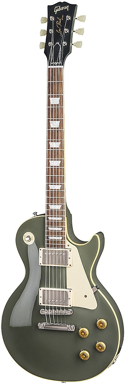 Les Paul Standard Oxford Gray by Gibson Custom