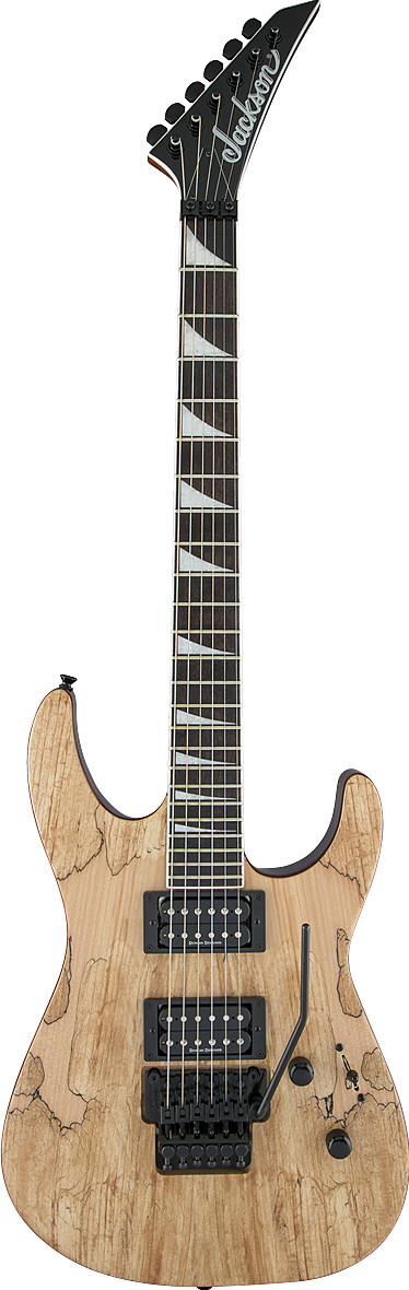 X Series Soloist SLX Spalted Maple by Jackson