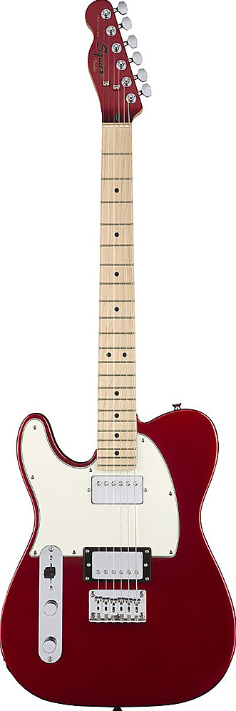 Contemporary Telecaster HH Left-Handed by Squier by Fender
