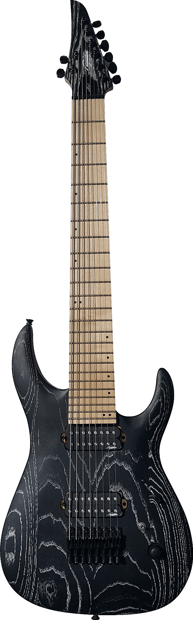 2018 Ninja NRA 8-String by Legator Guitars