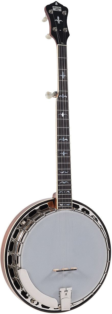 RK-R36-BR Recording King Madison Resonator Banjo by Recording King