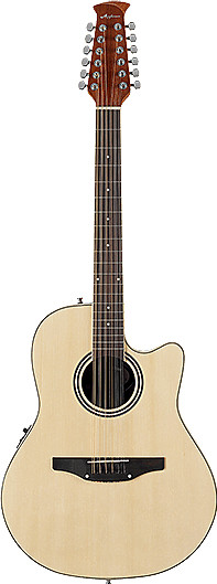 Applause 12-String Mid Depth AB2412II-4 by Applause