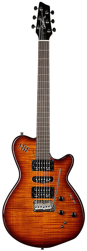 xTSA Lightburst Flame by Godin
