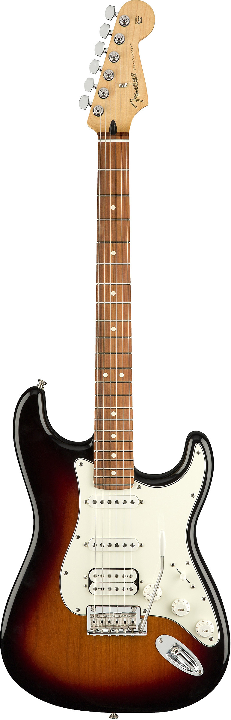 Player Stratocaster� HSS by Fender