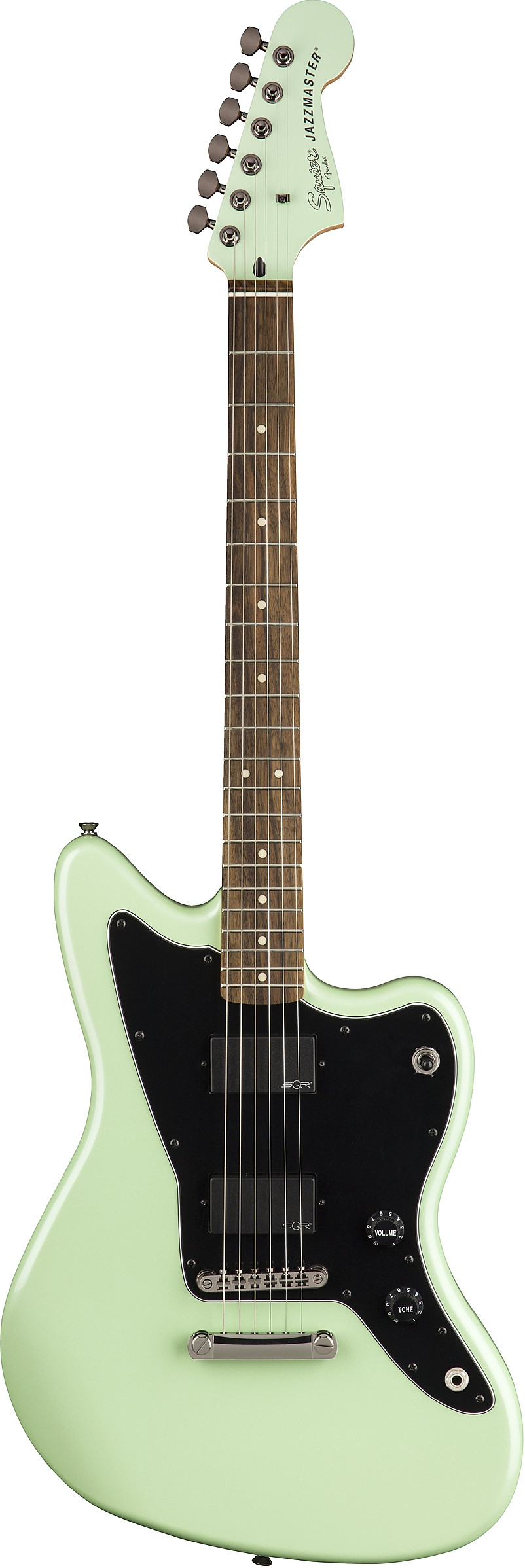 Contemporary Active Jazzmaster HH by Squier by Fender