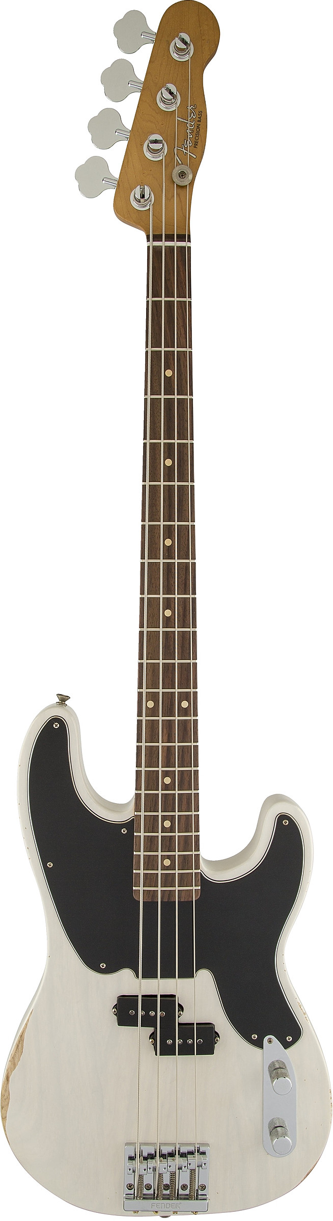 Mike Dirnt Road Worn Precision Bass by Fender