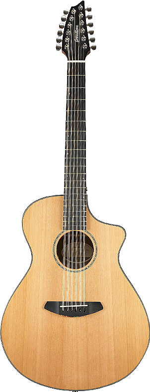 2018 Solo Concert 12-String CE by Breedlove