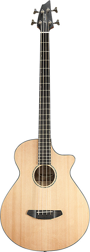 2018 Solo Jumbo Bass CE by Breedlove