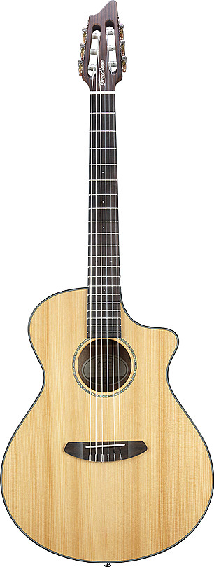 2018 Pursuit Concert Nylon CE by Breedlove