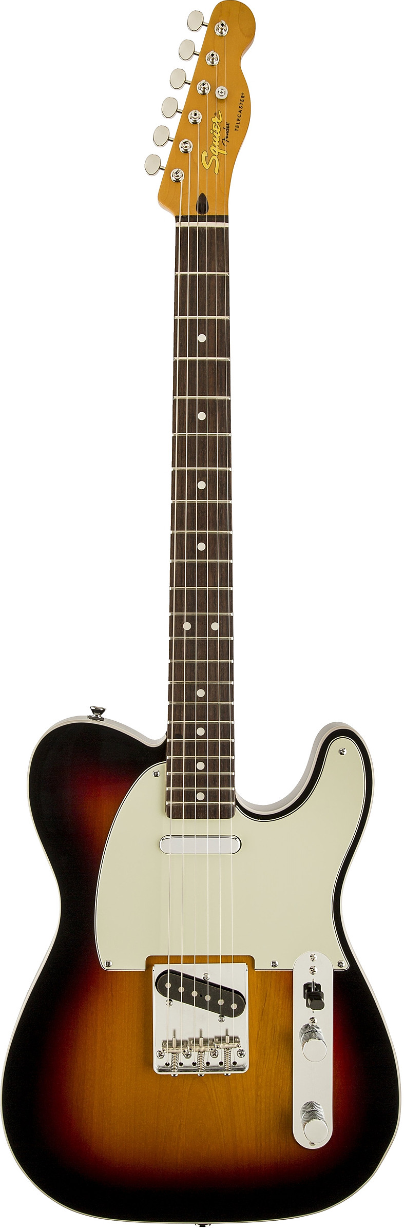 Classic Vibe Custom Telecaster by Squier by Fender