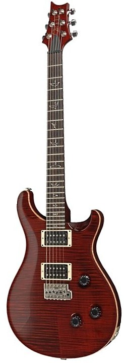 paul reed smith custom 24 flame maple tremolo wide thin neck review. Black Bedroom Furniture Sets. Home Design Ideas