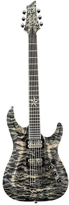C-1 Exotic Star by Schecter