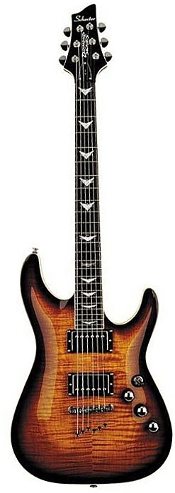 C-1 Plus by Schecter