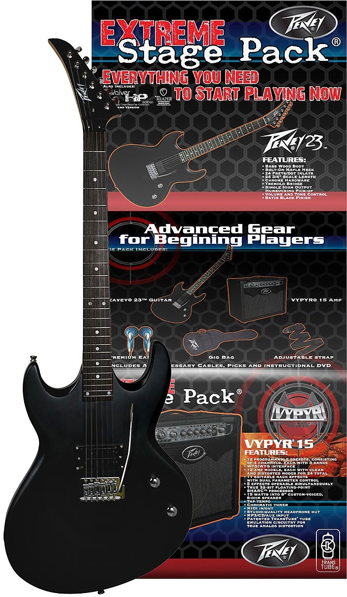 Vypyr Stage Pack by Peavey