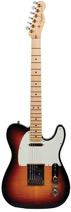 fender 60th anniversary flame top telecaster review. Black Bedroom Furniture Sets. Home Design Ideas