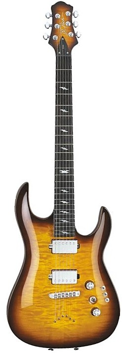 Assassin QX6 by B.C. Rich