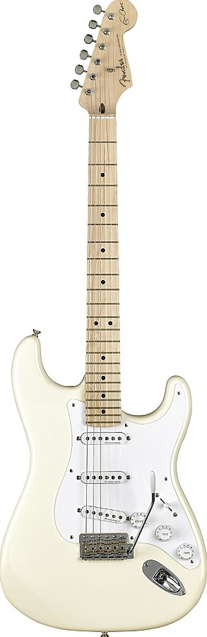 Eric Clapton Stratocaster by Fender