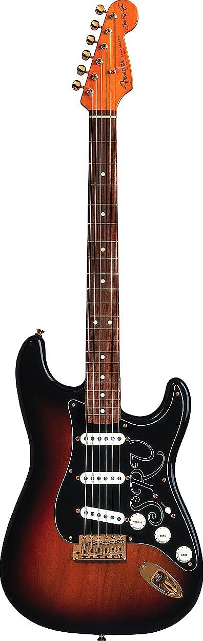 Stevie Ray Vaughan Stratocaster by Fender