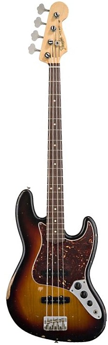 Road Worn `60s Jazz Bass by Fender