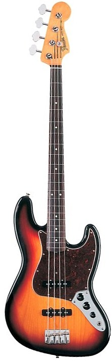 '60s Jazz Bass by Fender