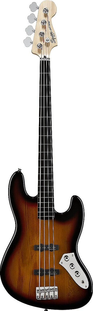 squier by fender vintage modified jazz bass fretless review. Black Bedroom Furniture Sets. Home Design Ideas