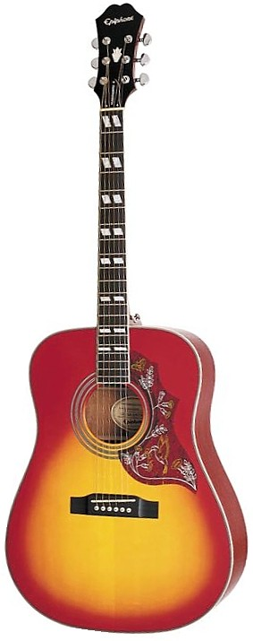 Hummingbird by Epiphone