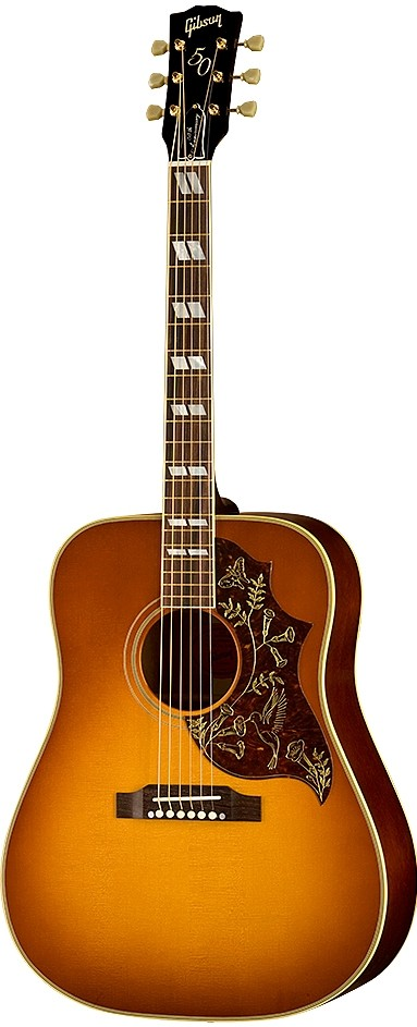 50th Anniversary 1960 Hummingbird by Gibson