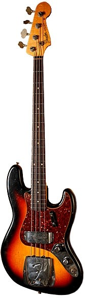 1960 Relic Jazz Bass by Fender Custom Shop