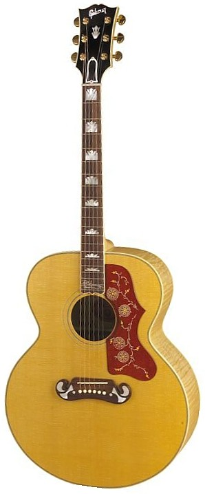 Pete Townshend SJ-200 by Gibson