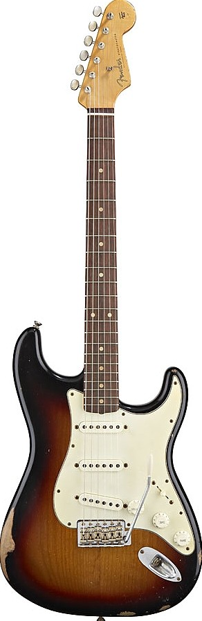 Road Worn `60s Stratocaster by Fender
