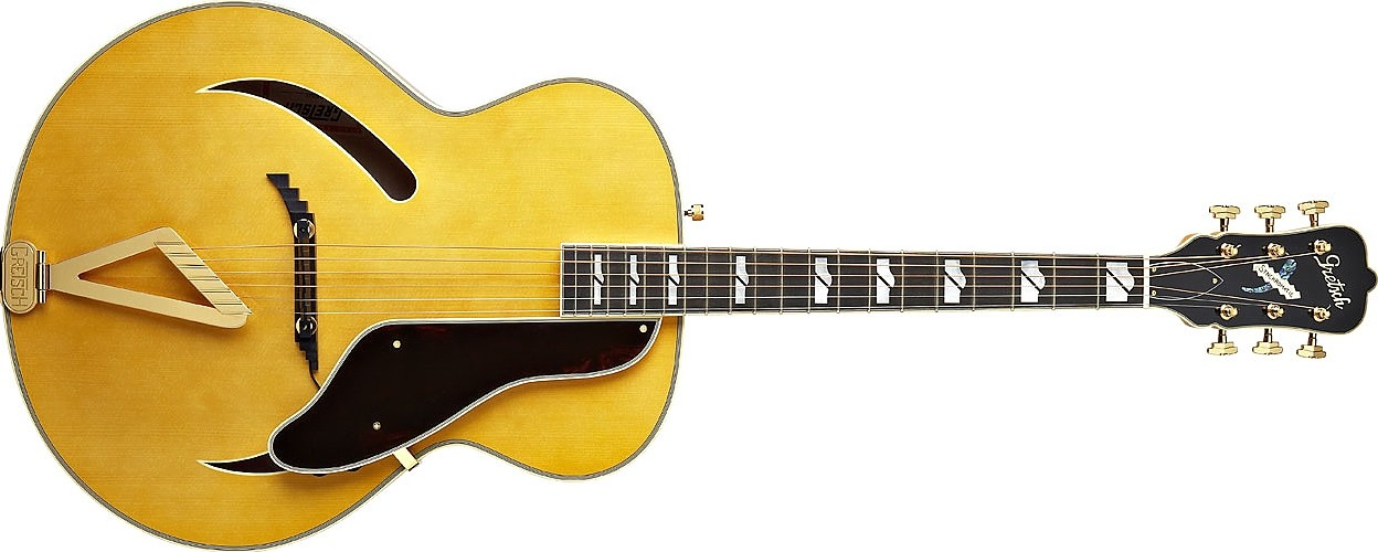 anyone want a simple non cutaway archtop other guitars the gretsch pages. Black Bedroom Furniture Sets. Home Design Ideas
