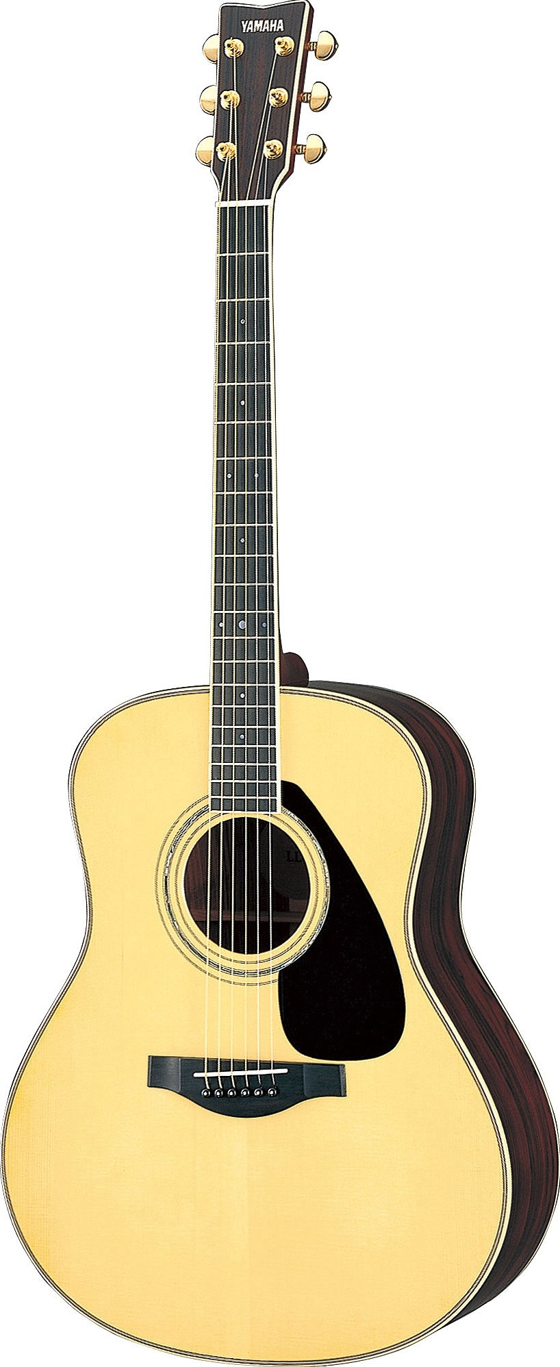 Rate Yamaha L Series Acoustic Guitars