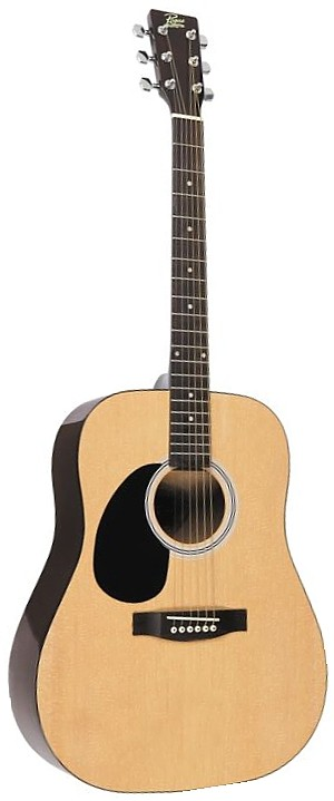 RG-624 Left-Handed Dreadnought Acoustic by Rogue
