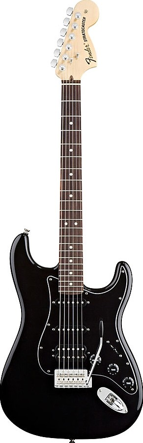 American Special Stratocaster HSS by Fender