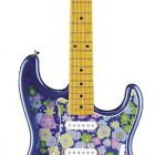 Fender Blue Flower Stratocaster