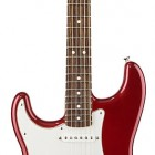 Rosewood Fretboard, Candy Apple Red